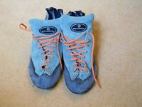 Climbing Shoes Size 45. Used but nearly new.