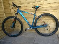 BRAND NEW---CUBE ANALOG CMPT 29er mountain bike RRP £699