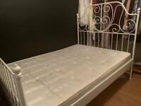 IKEA double bed available for collection only