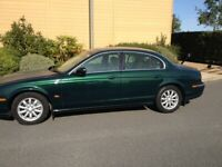 JAGUAR S-TYPE 2.5 AUTOMATIC OWNED BY A DOCTOR MOT NICE DRIVE PRESTIGE CAR AT AN AFFORDABLE PRICE