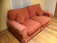 Laura Ashley 3 Seater Sofa Bed