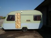 caravan, bespoke rustic and retro