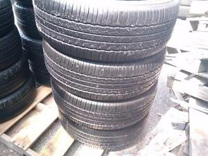 P245/55R19x4 TOYO OPEN COUNTRY 109T USED