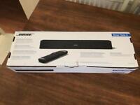 Bose solo 5 soundbar with remote boxed