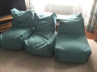 Next Bean bag chairs x3