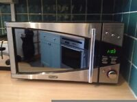DeLonghi P80D20EL-T5A/H microwave for sale