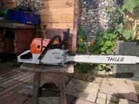 Professional 650 still chainsaw