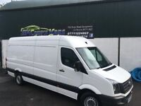 2014 VW CRAFTER LWB 1 UK COMPANY OWNER VERY CLEAN VAN *FINANCE AVAILABLE*