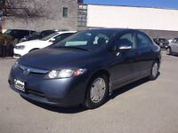 2008 Honda CIVIC HYBRID Front-wheel Drive