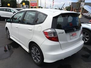 2013 HONDA FIT SPORT- FRONT WHEEL DRIVE, ALLOY WHEELS, SECURITY  Windsor Region Ontario image 4