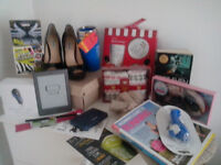 Job Lot Ideal for Carboot sellers. Bargain-Includes unwanted gifts, tech items & more