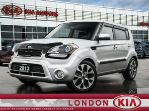 2013 Kia Soul 2.0L 4u LUX - BLUETOOTH, BACK-UP CAM, NAV