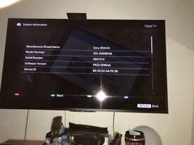 """Sony Bravia tv 60"""""""
