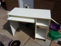 Free small IKEA desk - penylan, cardiff