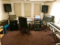 Music studio / production room 2mn from Dalston Kingsland