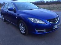SALE! Bargain Mazda 6 diesel, long MOT no advisories ready to go