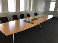 Konig+neurath Boardroom meeting room table