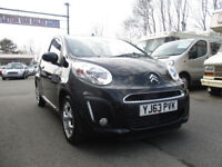 2013 Citroen C1 1.0 i VTR+ 3dr low miles full service history 2 keys looks and drives excellent