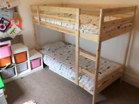 Ikea Mydal Bunk Beds