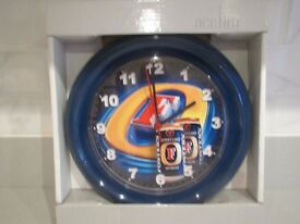 Wall clock - with Fosters lager logo on