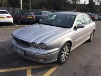 2001. Jaguar X Type Auto. Mot. Tax. Warranty Guaranteed PERFECT GEARBOX