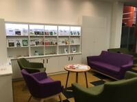 Volunteer with Macmillan @ Johnstone Library to support anyone affected by cancer