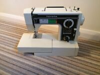 Toyota 6600 Electric Sewing Machine
