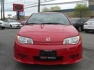 2007 Saturn Ion Red Line SuperCharged *Leather / sunroof* London Ontario image 6