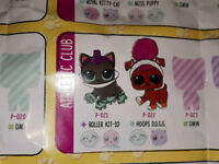 LOL L.O.L. SURPRISE ROLLER KIT-10 BRAND NEW UNUSED AS DOUBLE