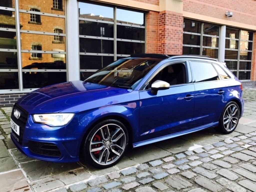 2015 audi s3 s3 rs3 black edition a3 audi in sheffield south yorkshire gumtree. Black Bedroom Furniture Sets. Home Design Ideas