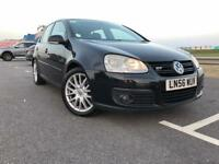 2006 Golf 1.4 TSI GT 5dr (06 - 06) , Manual , Petrol ,1390cc ,Hatchback,black