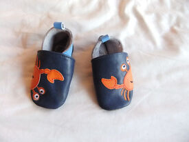 JO JO Mamam Crab Shoes 6-12 Months