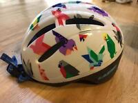 Girls Bike Helmet - 46 - 52 cm