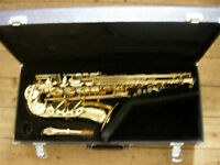 Selmer Super Action SA Series II alto saxophone-excellent sax in superb condition