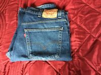 FOR SALE 1PAIR OF GENTS 505 LEVI DENIMS