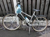 "Triumph ladies womens 19"" bicycle bike cycle Shimano 21 speed"