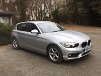 BMW 1 Series 1.5 116d EfficientDynamics Plus Sports Hatch 5dr. TAX FREE