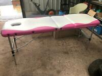 Massage Table/ Beauty Bed
