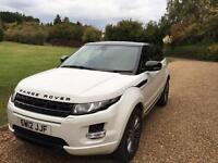 Range Rover Evoque auto