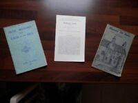 Isle Of Bute souvenir guides (circa 1950s)