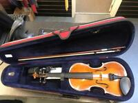 Stentor student II violin (never used)
