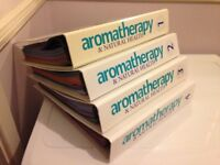 Aromatherapy and Natural Health 4 binders