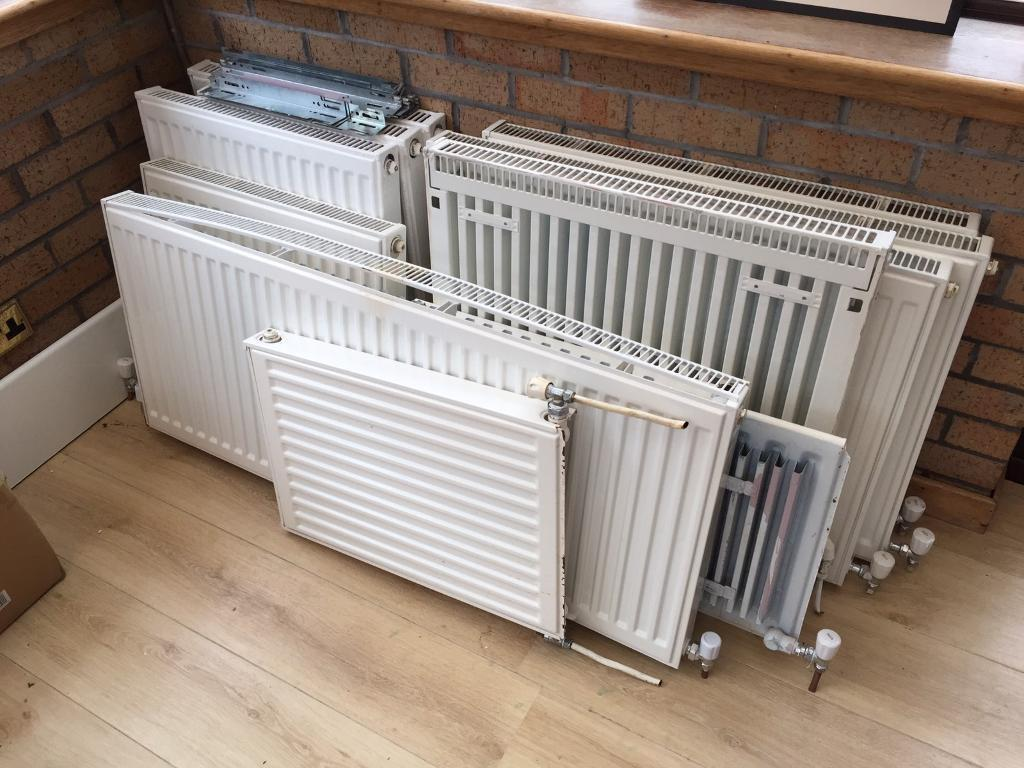 Job lot of 12 radiators