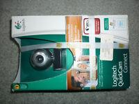 Logitech Quickcam Connect 960-000120 ,NEW -sealed box