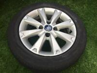 Ford Fiesta Alloy Wheel 195]55[R15