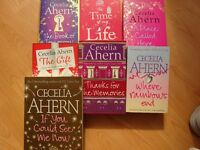 Books - 7 great reads by Cecelia Ahern.