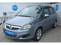 VAUXHALL ZAFIRA Can't get finance? Bad credit, unemployed? We can help!