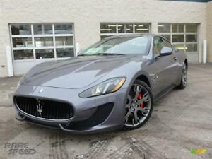 "MASERATI GRANTURISMO GRAN TURISMO 4.2L AUTOMATIC LEATHER NAVIGATION BLUETOOTH 20"" OEM SPORT PKG WHEELS - BEST OFFER"