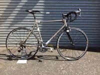 Kinesis Racelight Granfondo V2 Titanium Road Bike 2013 57 Frame