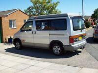 Mazda Bongo Friendee 2.5 Diesel Camper Van